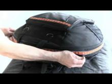 Embedded thumbnail for Handpan bicolor rope decoration
