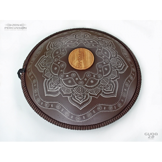 Handpan rope edging (faux leather) photo 3