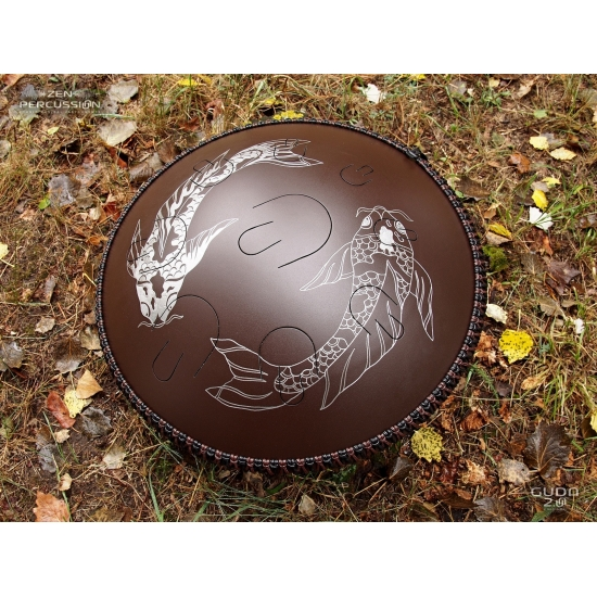 Handpan rope edging (faux leather) photo 2