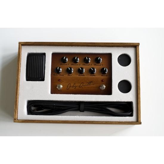 Orbis Quattro pedal photo 3