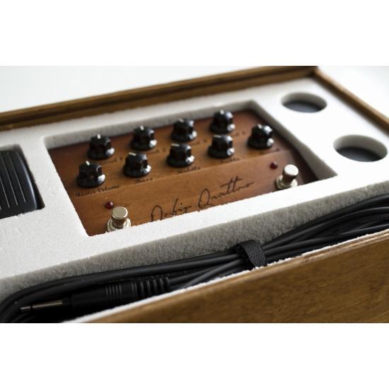 Orbis Quattro pedal photo 5