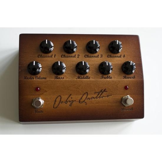 Orbis Quattro pedal photo 7