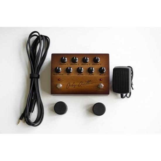 Orbis Quattro pedal photo 8