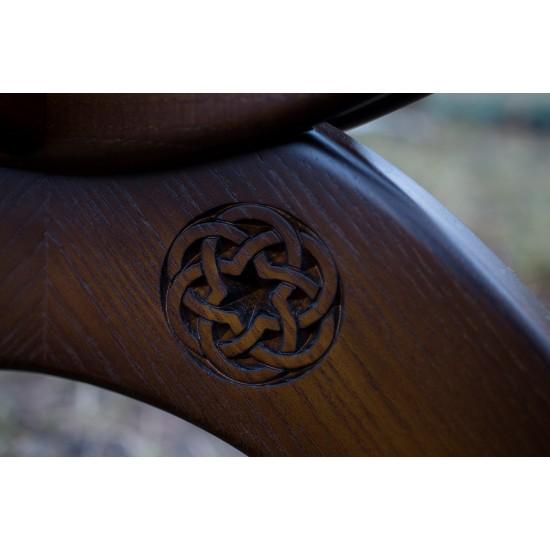 Orbis wooden handpan stand (ASH) photo 2
