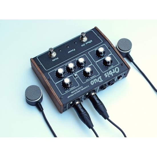 Professional Handpan mics and Preamp/EQ/Reverb photo 2