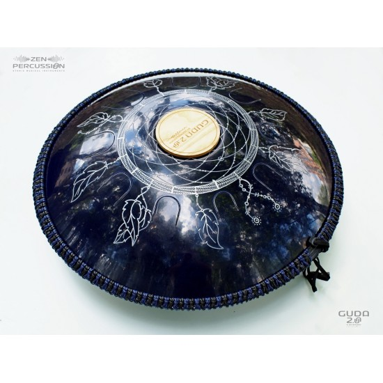 Handpan rope edging (faux leather) photo 8
