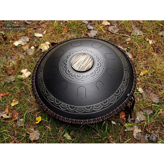Handpan rope edging (faux leather) photo 4