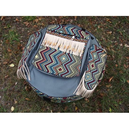 Handpan semi-hard case (53 cm)