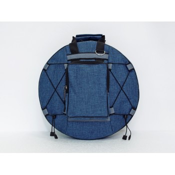 Steel Tongue Drum Bag Compact Demin Blue picture 1